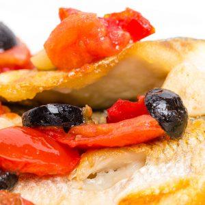 מתכון פילה דג בתנור