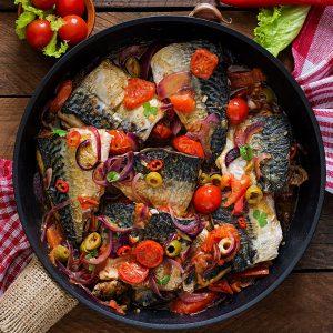 מתכון דג מרוקאי