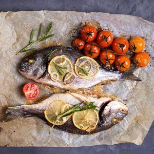 מתכון דג שלם אפוי בתנור